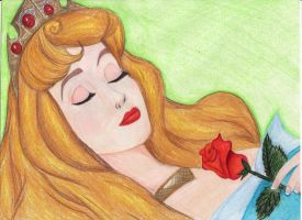Sleeping Beauty by AnnieIsabel