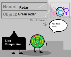 Radar for cuock chaos! by Objectville2013