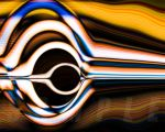 OPTICAL AXIS  (917) by STATIC-FLOW-ART