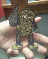 Big Daddy Paper Child by xxBrandy