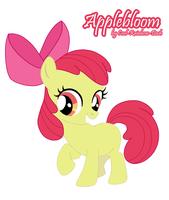 Applebloom by Cool-Rainbow-Dash