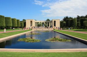 American Cemetery - Colleville sur Mer by YunaHeileen
