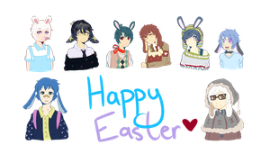Happy Easter! by iKupe