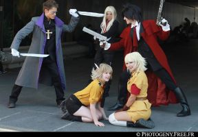Hellsing : 'Sold my soul to heaven and to hell' by Hirako-f-w