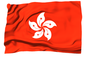 Flags of the World: Hong Kong by MrAngryDog