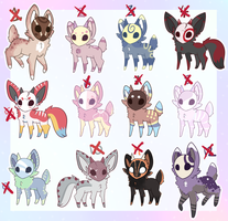 Masked Adopts 1 [CLOSED] by moxyo