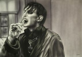 Barnabas Collins by WhiteRaven89