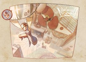 Flee away by IC-ICO