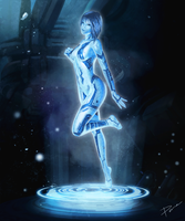 Cortana by PemaMendez