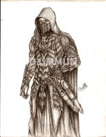 Drow by D3SMMUN