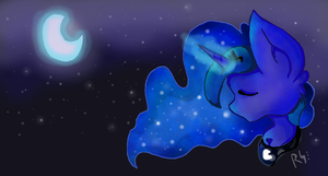 Princess of the Night by Derpy77666