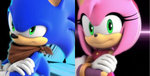 Sonic Boom: Sonic and Amy by GothNebula