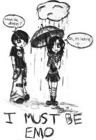 I Must Be Emo by SuperSibataru