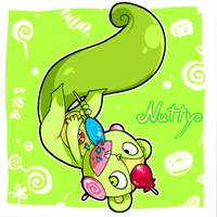 Happy Tree Friends - Nutty by mizudokei