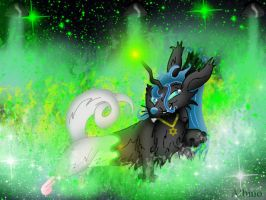 She's A Changeling by QueenDanny