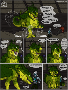The outing 21 - ? by ajder