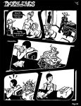Darklings - Issue 4 Page 25 by leiko