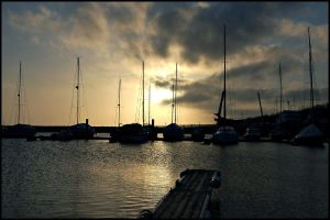 Kuehlungsborn Harbour II by cusar