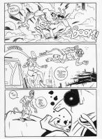 The Super League page 8 by KillAllMonsters