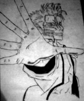 Bleach: Grimmjow by amb15