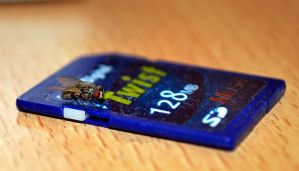 Buggy Memory Card by Solct