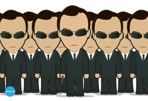 Agent Smith by Indieboy2