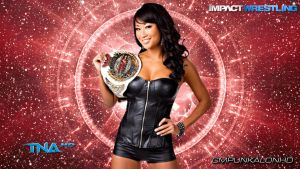 Gail Kim Wallpaper 2012 V2 by CMPunkAlonHD
