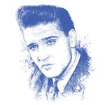 ELVIS by chadlonius by chadlonius