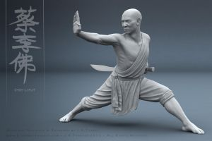 Shaolin: Choy Li Fut by EtherealProject