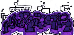 Purple people eater by yurione
