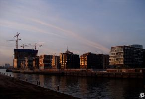 Hafencity 2 by IndianRain