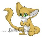 Butterscotch Perolis Point Adoptable by AnnikaGoddess