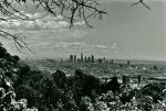 View of LA from Mulholland Dr. by 3-OclockZots