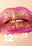 2015 Calendar - 12MOODS - Cover by ideareattiva