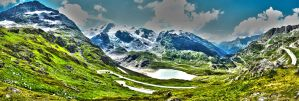 Summer in Alps by lg-studio