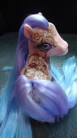 My little pony custom henna Ranee by AmbarJulieta