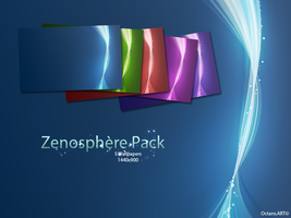 Zenosphere Pack Color by MathieuBerenguer