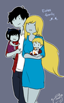 fiolee family by malengil