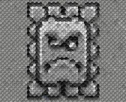 Thwomp Mosaic Take II by drsparc