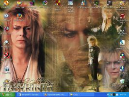 My Current Desktop by Y2Natalie