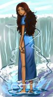 Katara by sayachanxx