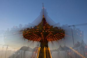 Carnival Ghosts by hk-passey