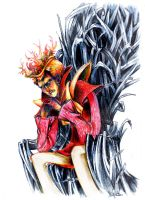 King Joffrey by Worgue