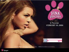 Pink Panther Movie LogonXP v.1 by lgnis
