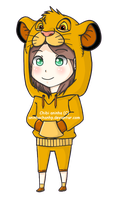 Chibi Aninha Color by aninhachanhp
