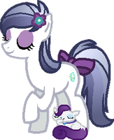 Opalescence and Rarity by StarryOak