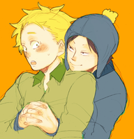 Craig-x-Tweek by denmeka