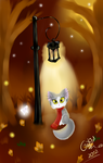 A light in the darkness by Gabyss-A