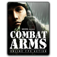 Combat Arms Icon by dylonji