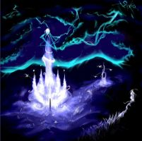Fantasy realm by Sixio